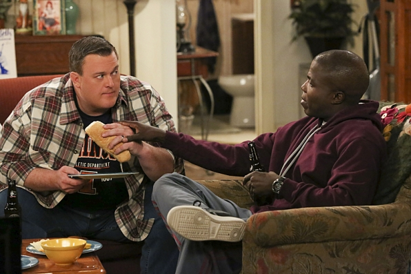 8. Carl McMillan - Mike & Molly