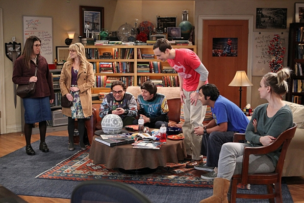 Season 7 Episode 22 Photos - The Big Bang Theory