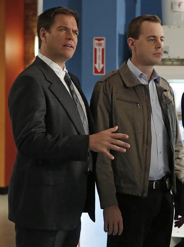 "Tony & McGee: Tony's the ""class clown"" and McGee's the ""class president."""