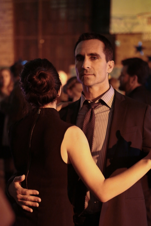 "Nestor Carbonell guest stars as Matthew Reed in ""Most Likely To..."" S3E19"