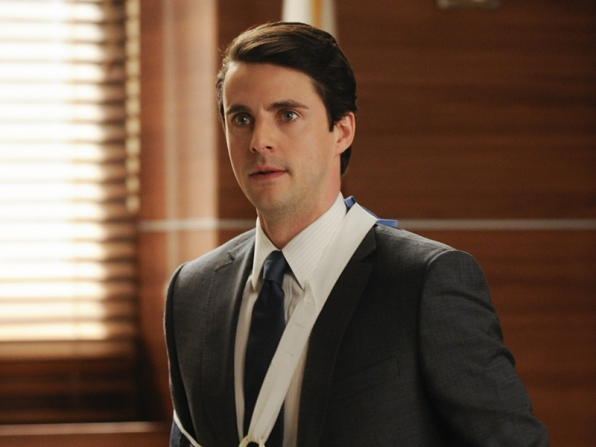 11. Finn Polmar - The Good Wife