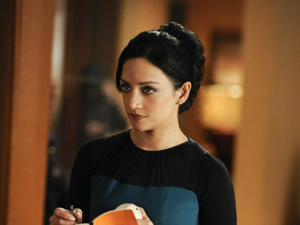 Archie Panjabi -  Brunel University in England - The Good Wife