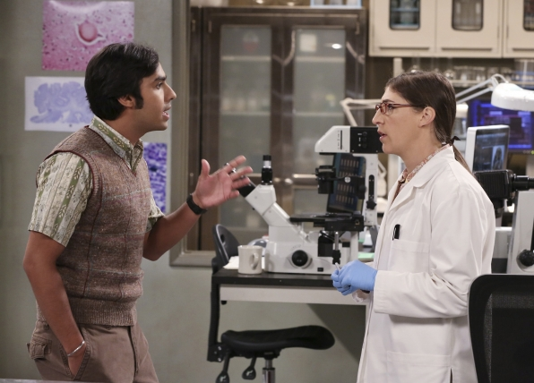 Season 7 Episode 17 Photos - The Big Bang Theory