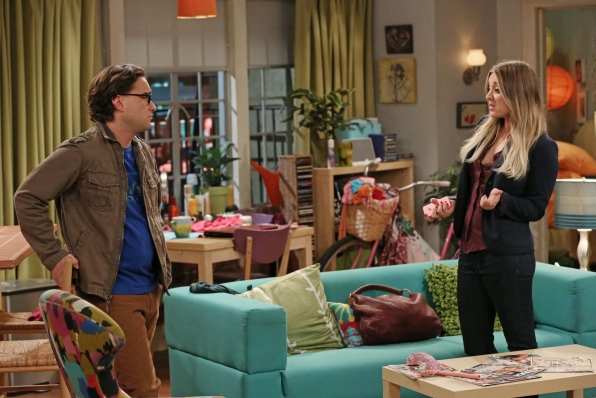 "Penny shares news in ""The Friendship Turbulence"" S7 E17"