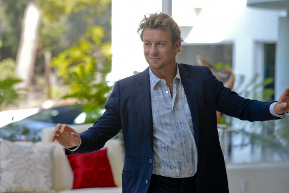 2. Patrick Jane - The Mentalist