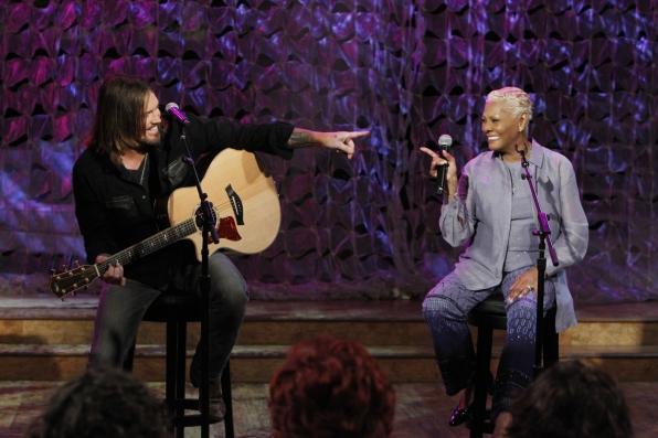 Billy Ray Cyrus & Dionne Warwick