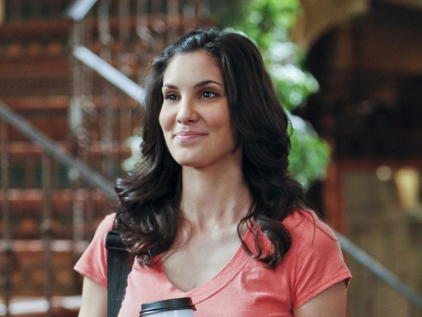 Daniela Ruah - London Metropolitan University - NCIS: Los Angeles