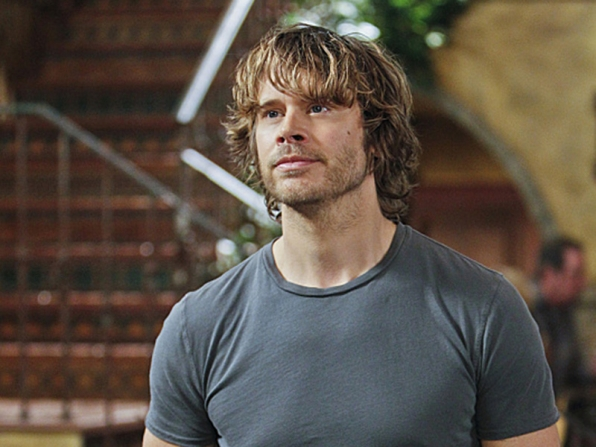 Eric Christian Olsen - Bettendorf, Iowa - NCIS: Los Angeles