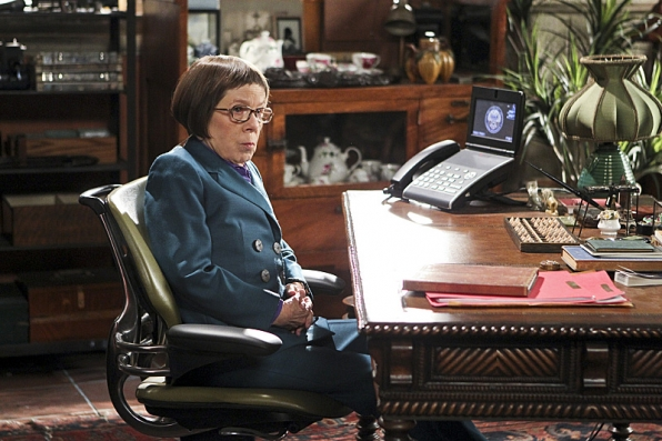 1. Henrietta 'Hetty' Lange - NCIS: Los Angeles