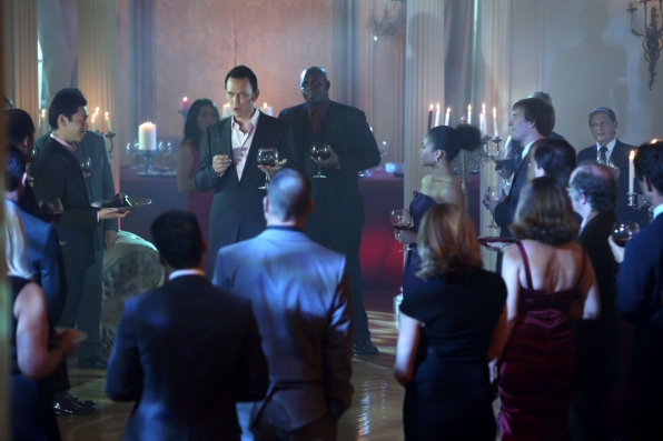 "Exclusive Party in ""Consumed"" S14 E20"