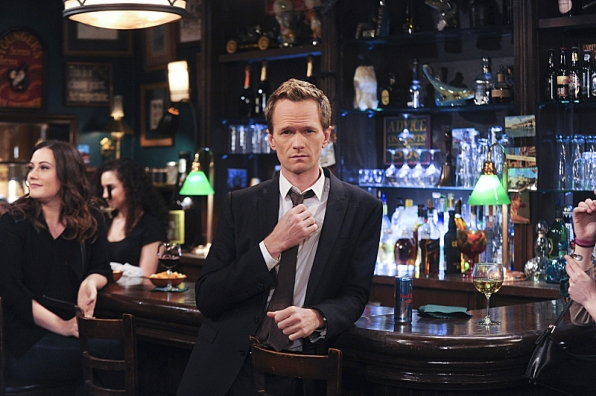 "Barney Stinson in ""Last Forever Parts One and Two"""