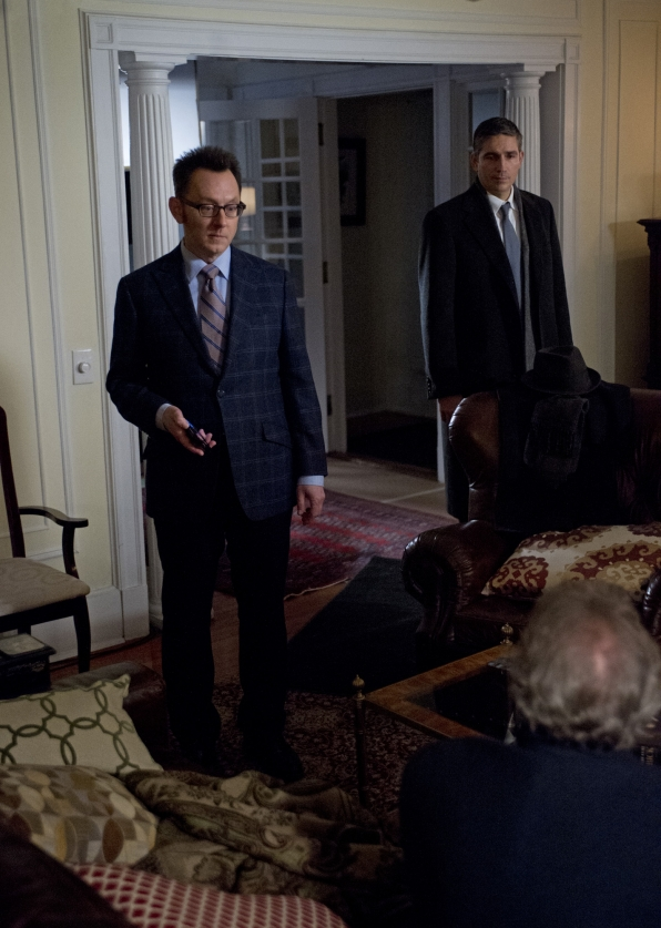 "A U.S. congressman is the latest POI in ""Death Benefit"" S3E20"