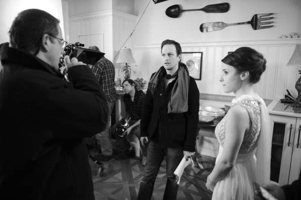 Josh Charles Directs an Episode of The Good Wife S5E19