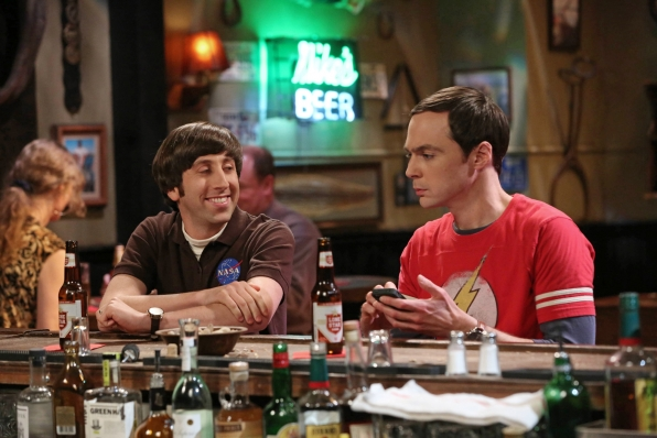 Season 7 Episode 18 Photos- The Big Bang Theory