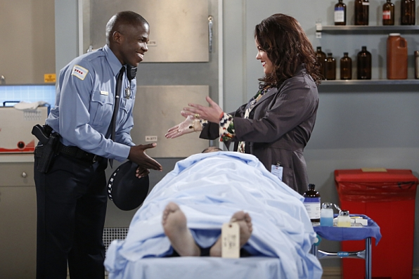 5. Carl McMillan & Victoria Flynn - Mike & Molly