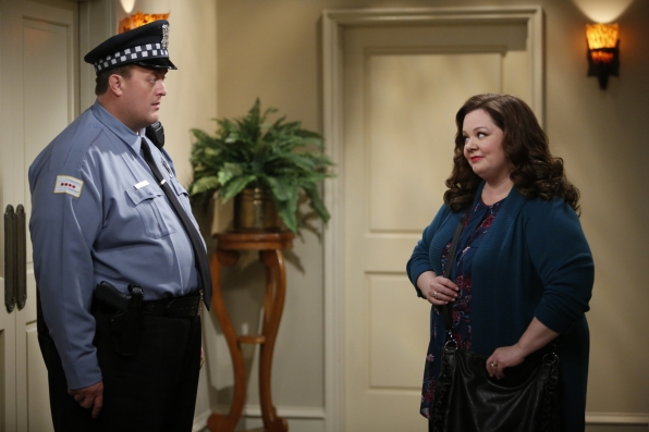 7. Mike & Molly