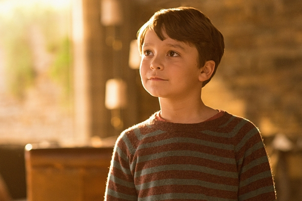 """Ethan in """"Extinct"""" S1 E2"""