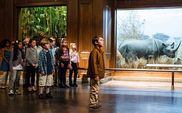 "Field Trip in ""Extinct"" S1 E2"