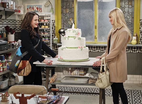 "Ain't no cupcake in ""And The Wedding Cake Cake Cake"" S3 E21"
