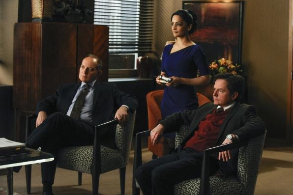 "Michael J. Fox guest stars in ""The Deep Web"" S520"