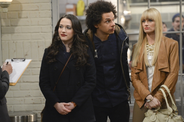 Season 4 Episode 20 Photos - 2 Broke Girls