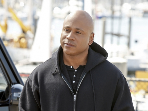 14. Sam Hanna - NCIS: Los Angeles