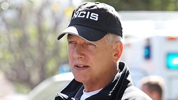 Mark Harmon from NCIS
