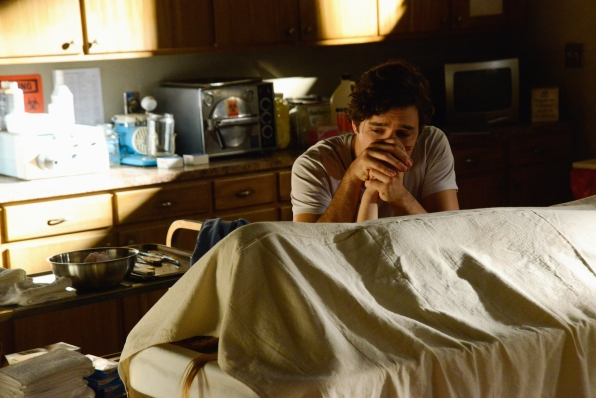 Junior Weeps - S2E2