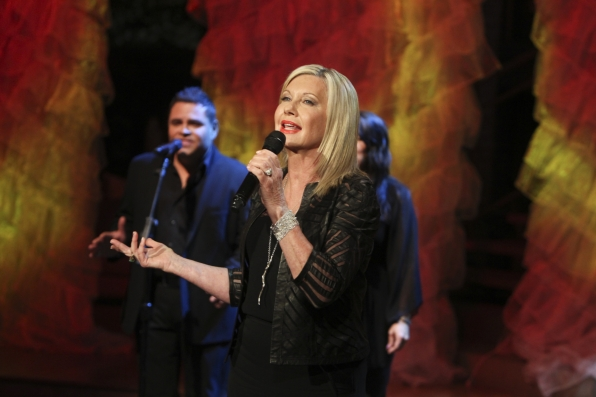 Olivia Sings
