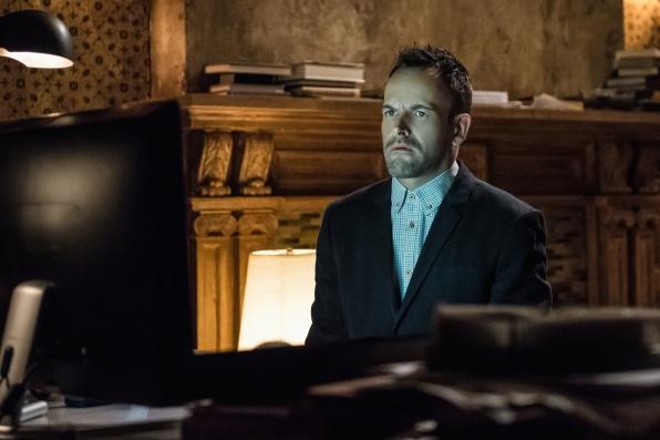"""Sherlock in """"Paint It Black"""" S2E22"""