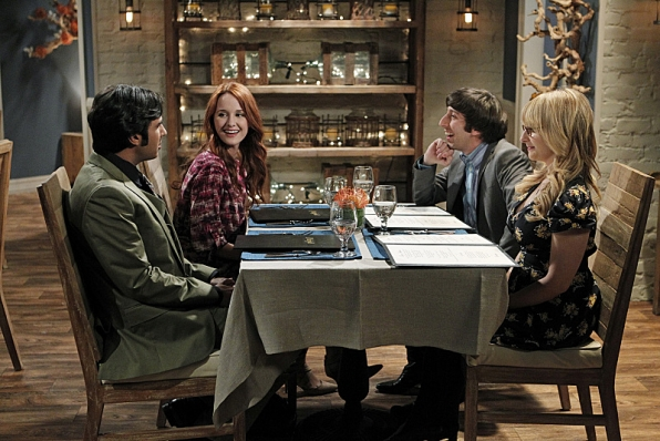 "Double date in ""The Relationship Diremption"" S7 E20"