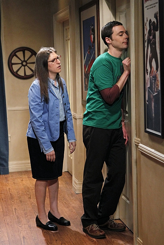 "Knock, knock on ""The Relationship Diremption"" S7 E20"