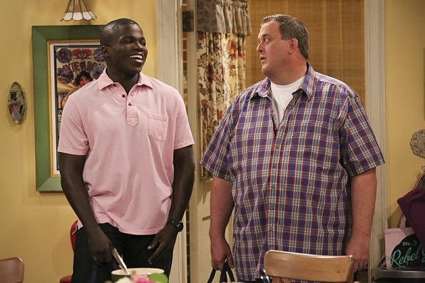 Season 4 Finale Photos - Mike & Molly