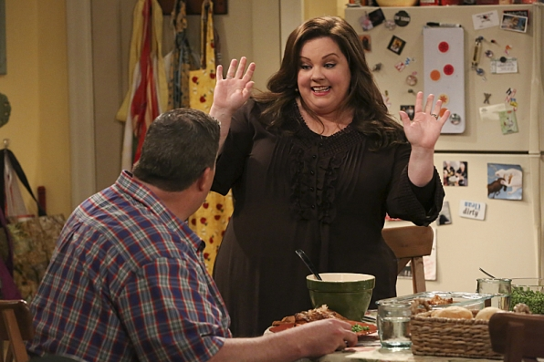 Melissa McCarthy - Mike & Molly - 2014 Emmy Nominee