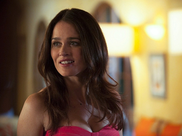 Robin Tunney - Chicago, Illinois - The Mentalist