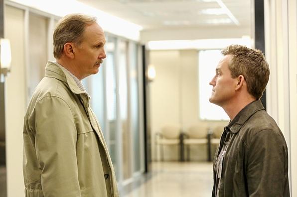 "Alan Sparks and Gordon Kern in ""Shelter"" S1 E4"