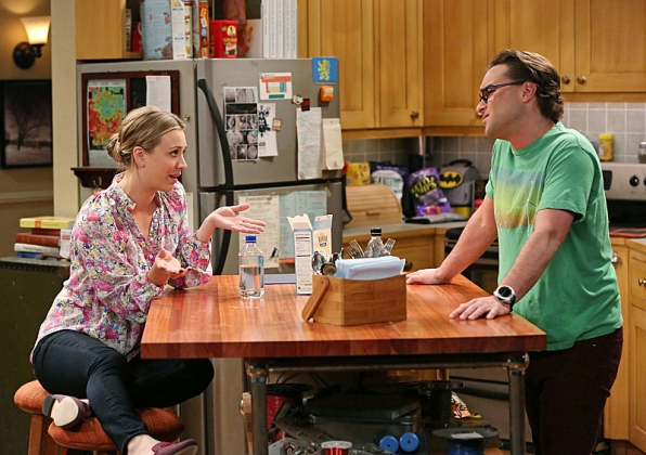 """Penny & Leonard in """"The Anything Can Happen Recurrence"""" S7 E21"""