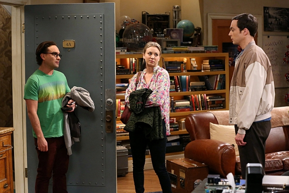 """Impending exit in """"The Anything Can Happen Recurrence"""" S7 E21"""
