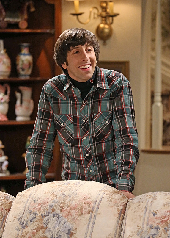 "Wolowitz in ""The Anything Can Happen Recurrence"" S7 E21"