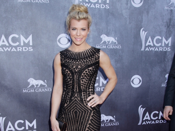 Kimberly Perry on the Red Carpet - 49th ACM Awards