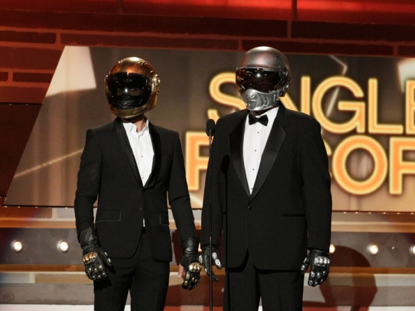 Hosts, Luke Bryan and Blake Shelton - 49th ACM Awards