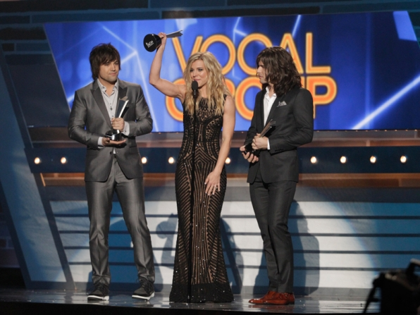 Vocal Group of the Years Winners, The Band Perry
