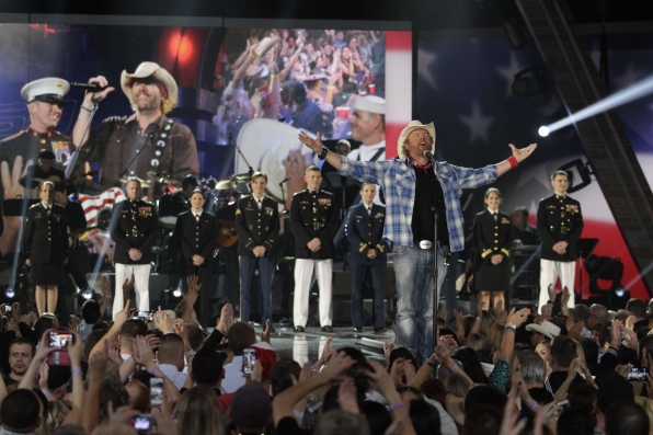 Toby Keith - ACM Presents: An All-Star Salute To The Troops