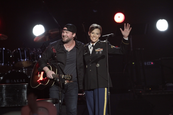 Lee Brice - ACM Presents: An All-Star Salute To The Troops