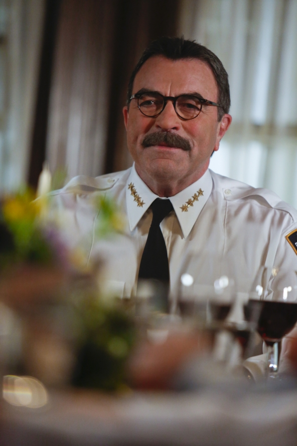 Frank - Blue Bloods Season 4 Finale
