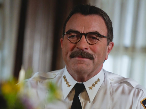 4. Frank Reagan - Blue Bloods