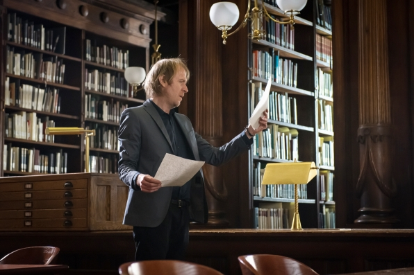 "Mycroft in ""The Grand Experiment"" S2E24"