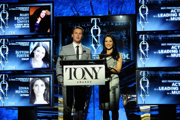 Nominees for The 2014 Tony Awards
