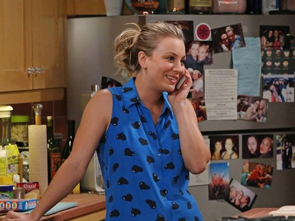 15. Penny - The Big Bang Theory