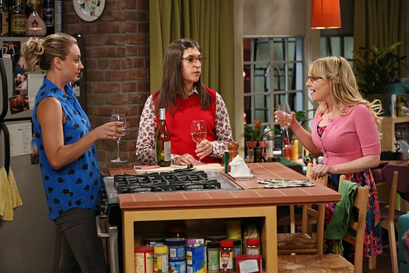 """Bernadette vents in """"The Status Quo Combustion"""" S7 E24"""